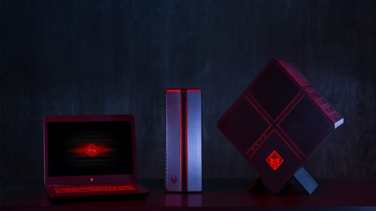 Nouvelle gamme gaming HP Omen