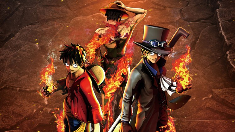 One Piece Burning Blood - jeu vidéo