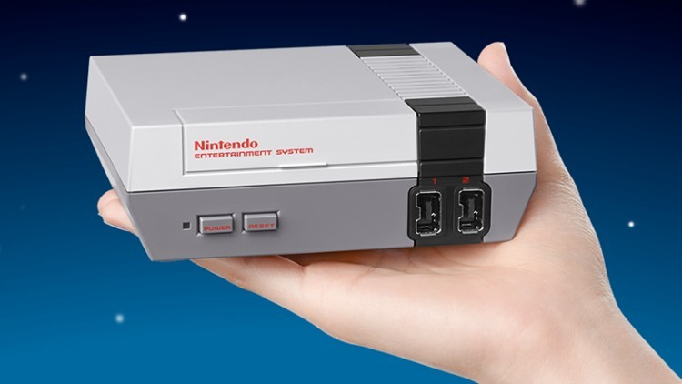 jeu video nintendo classic mini nes