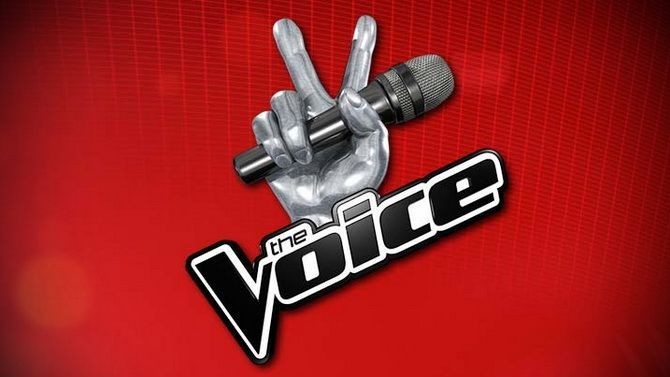 jeu video the voice
