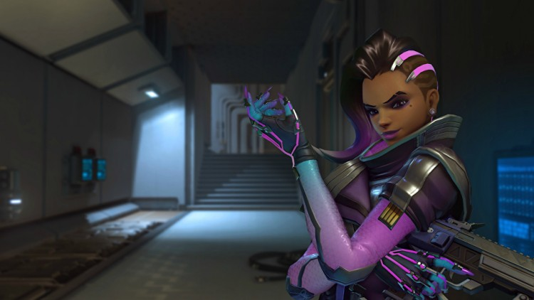 jeux video overwatch