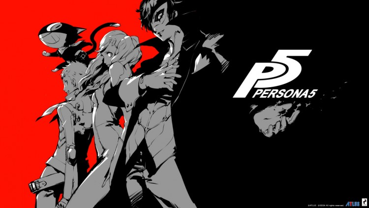 jeux video persona 5