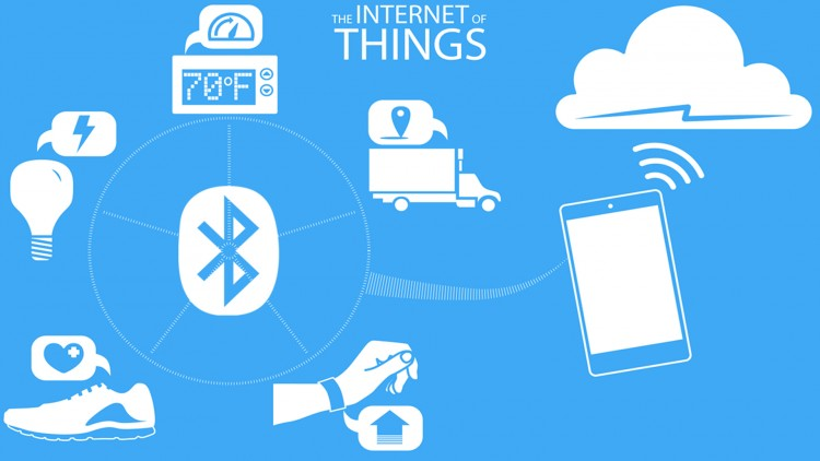 Bluetooth 5.0   /  Internet of things