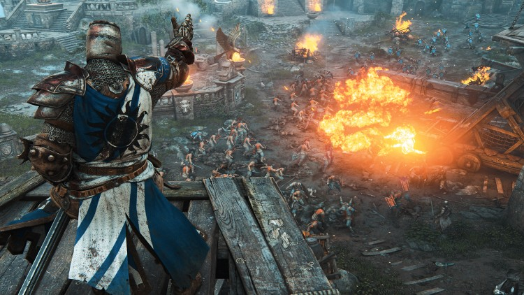 jeux video for honor