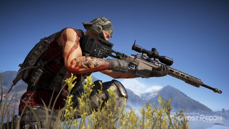 jeux video ghost recon