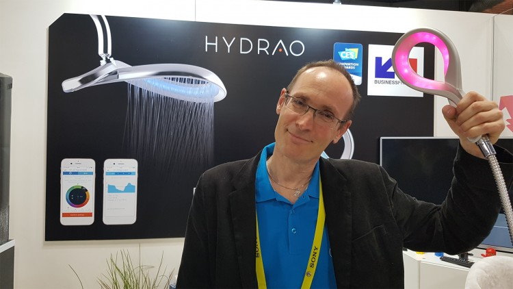 Hydrao /  CES 2017
