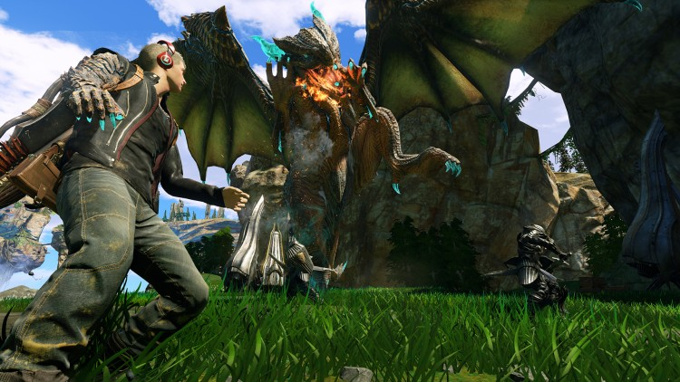 jeux video scalebound