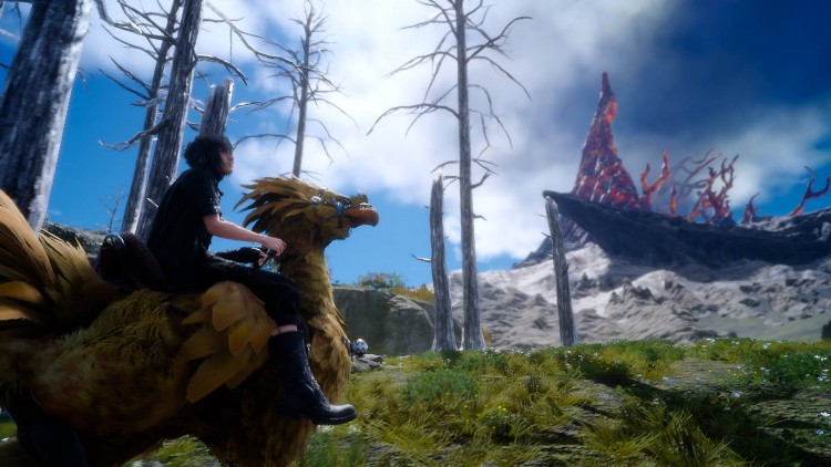 jeux video final fantasy XV