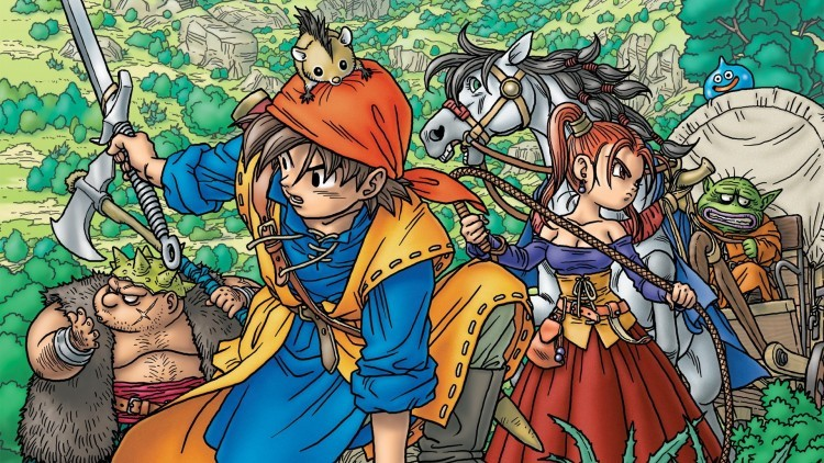 jeux video dragon quest