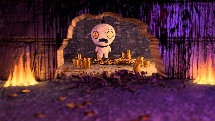 jeux vidéo the binding of isaac
