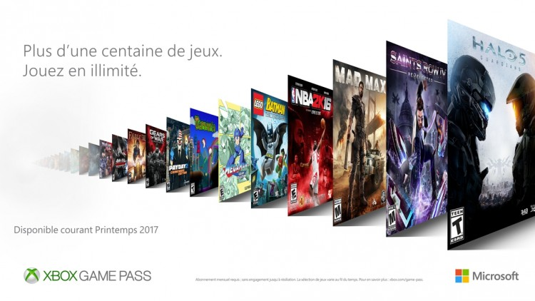 jeux video xbox one