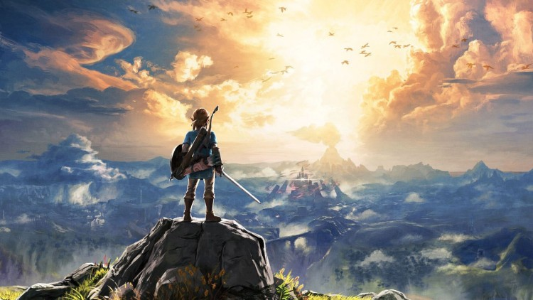 jeux video breath of the wild