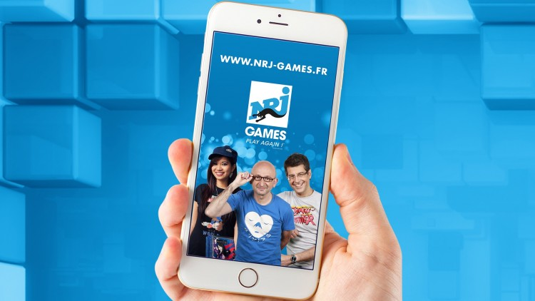 Application-NRJ GAMES-IOS-Android
