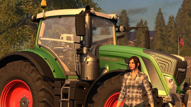 Farming Simulator - Gameplay